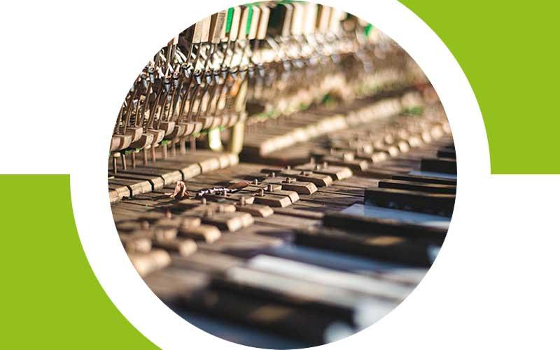 Klavier oder Keyboard, oder …